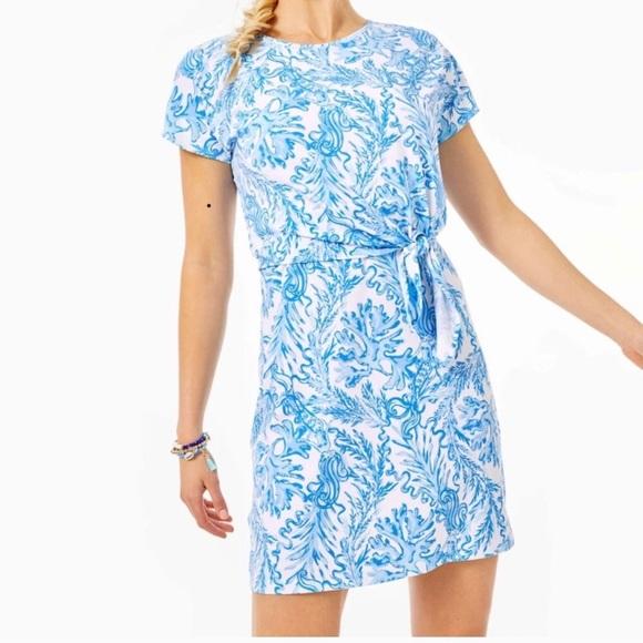 Lilly Pulitzer Inka Short Sleeve Dress